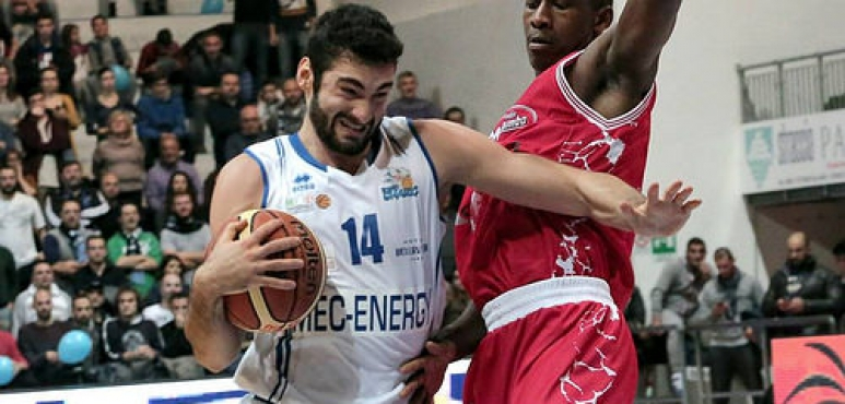 Giga Janelidze is a newcomer at Alma Trieste