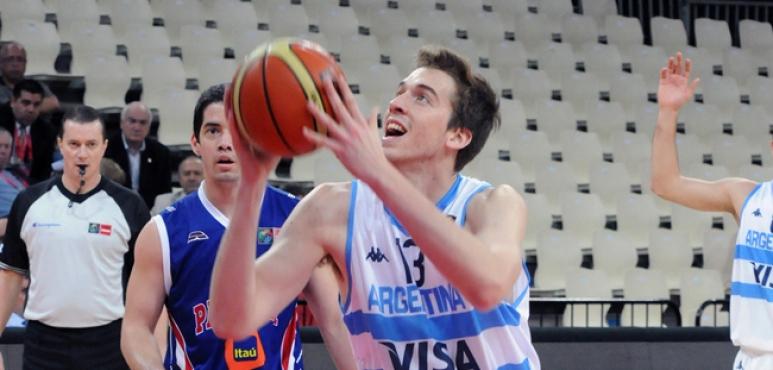 Matias Bortolin is a newcomer at Argentino