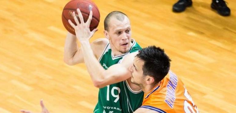 Miha Vasl shines in Slovakia