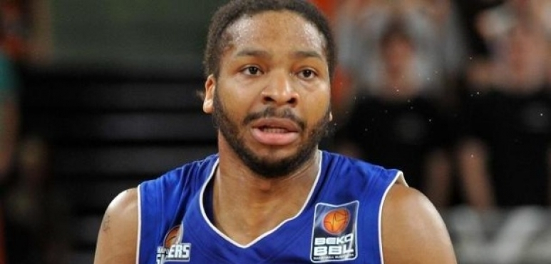 Quantez Robertson amazing game in the German playoffs