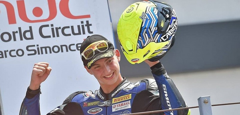 Bernardi clinches two other victories in Misano World Circuit