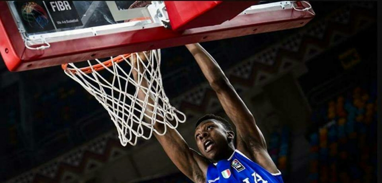 David Okeke leads Italy in historical U19 final game