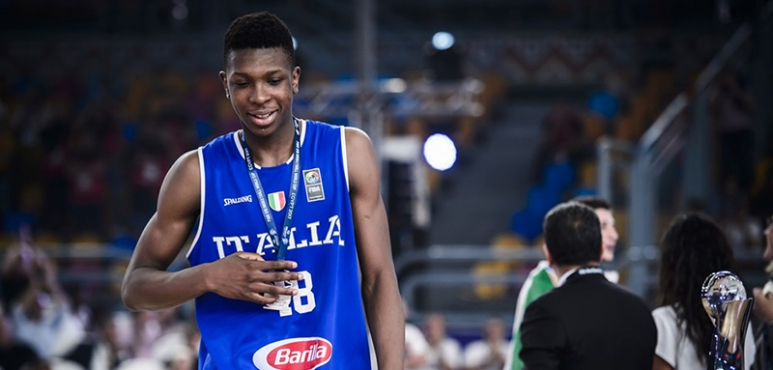 Okeke and Filloy called up to Italian National Team