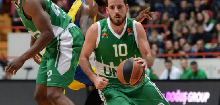 Joaquin Colom,  Number One among Spaniards playing currently abroad