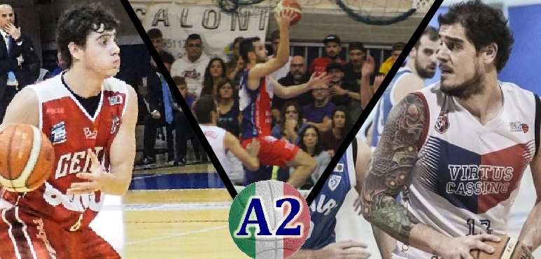 Chiera, Cena and Bagnoli clinch Serie A2 promotion