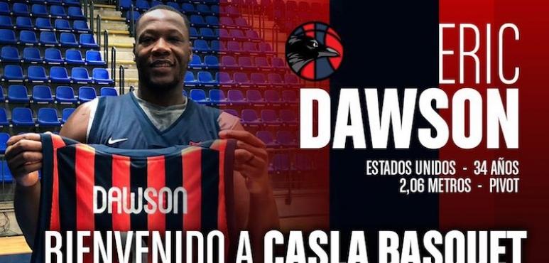 San Lorenzo adds Dawson to their roster