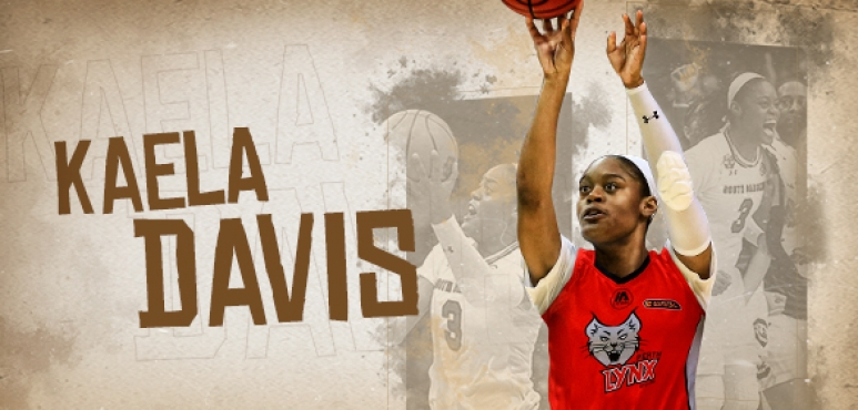 Perth Lynx Sign Wnba Young Gun Kaela Davis