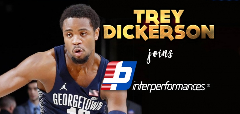 Trey Dickerson joins Interperformances
