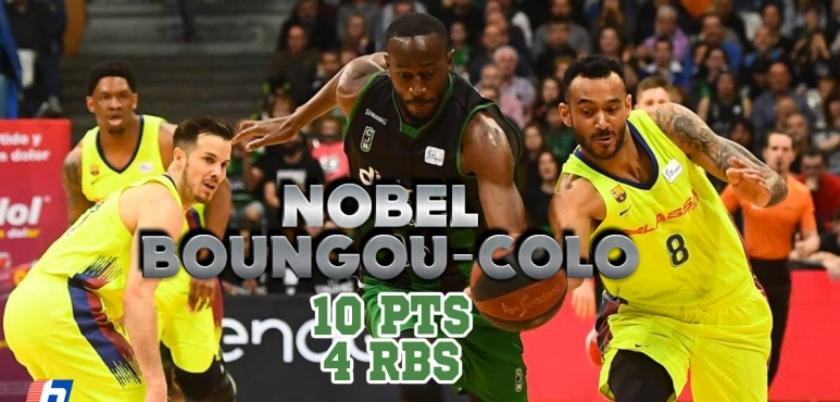 Great performance by Boungou-Colo