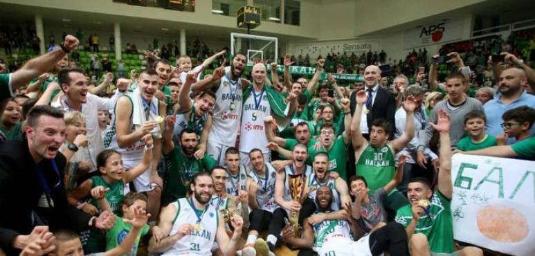 Dimitrov and Balkan capture NBL title
