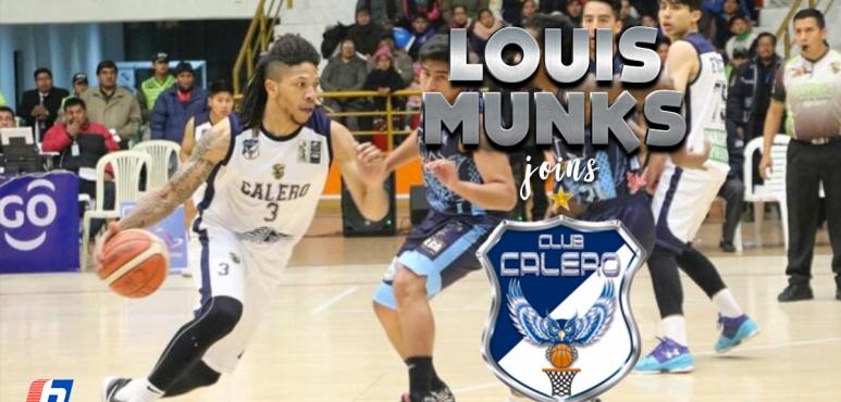Munks is back at Calero
