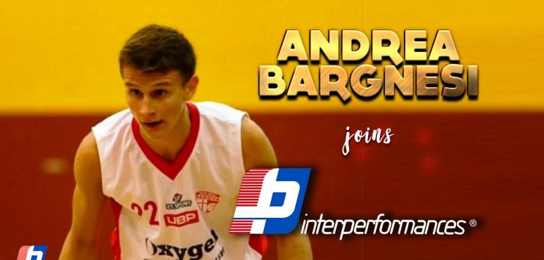 Andrea Bargnesi joins Interperformances