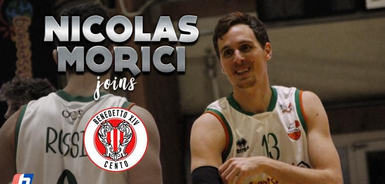 Baltur Cento lands Nicolas Morici
