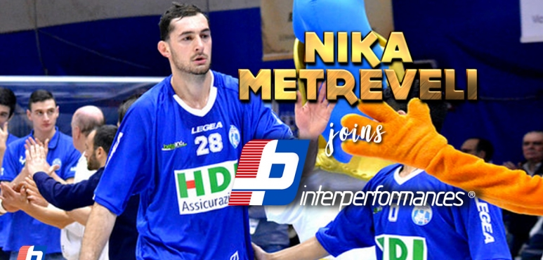 Nika Metreveli joins interperformances
