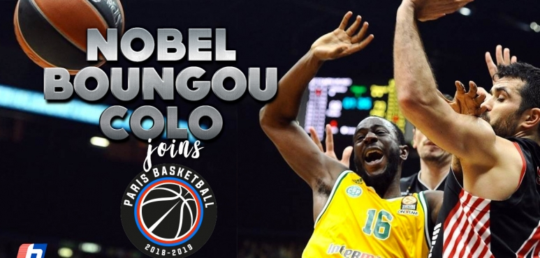 Nobel Boungou-Colo  agreed terms with Paris