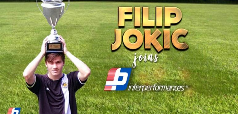 Football player Filip Jokic joins Interperformances