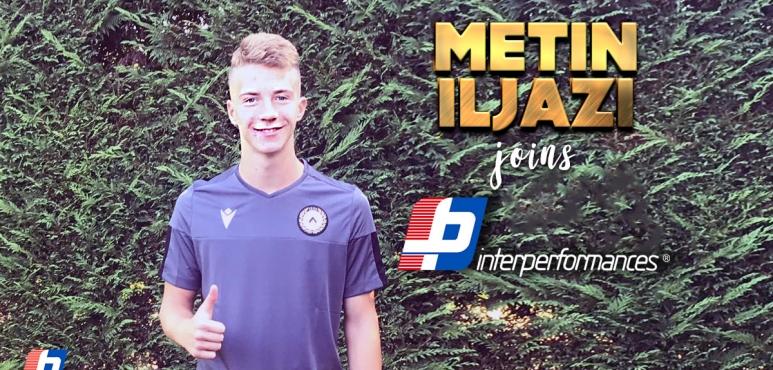 Metin Iljazi joins Interperformances