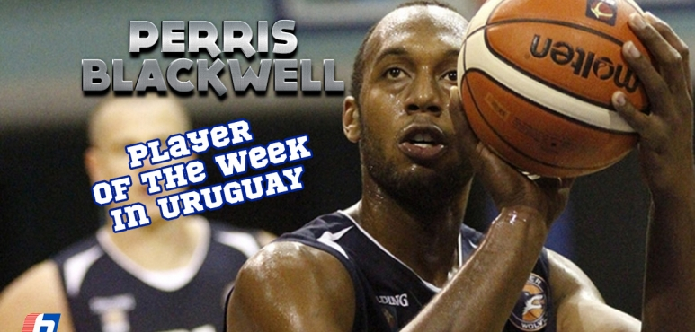 Blackwell's double-double lands him Metropolitan Player of the Week award