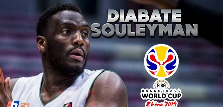 Great performances for Diabate Souleyman in World Cup