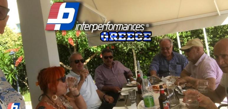 Interperformances in Greece