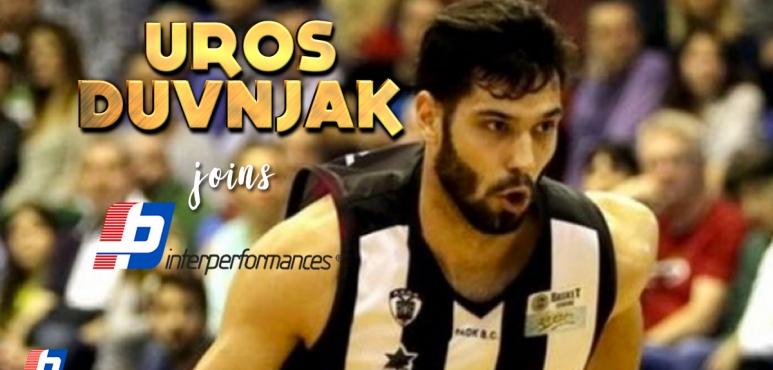 Uros Duvnjak joins Interperformances