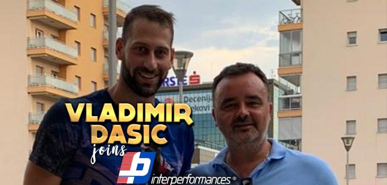 Vladimir Dasic signs with Interperformances