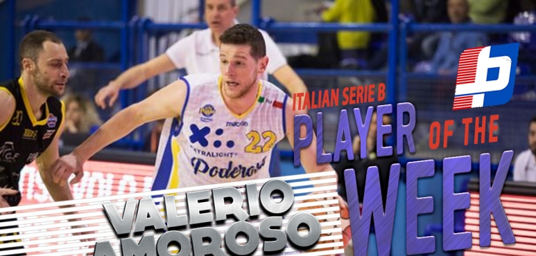 Italian Serie B top player for round 10: Valerio Amoroso