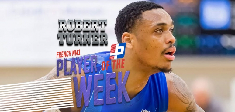Robert Turner claims French NM1 weekly honour