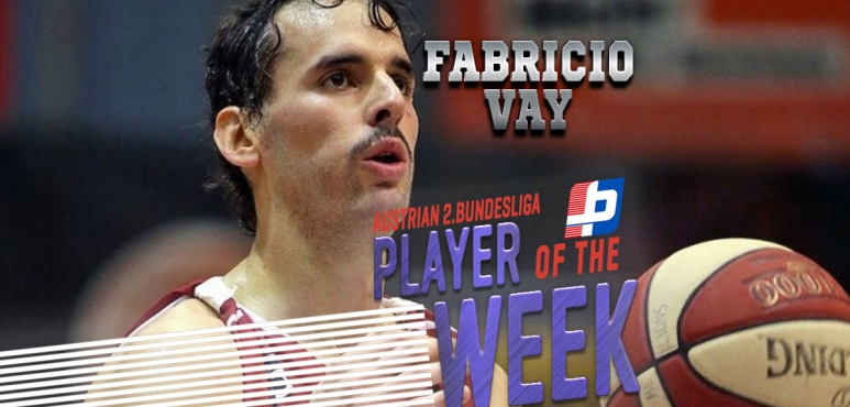 Vay's triple-double lands him 2.Bundesliga Player of the Week