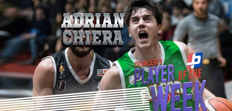 Italian Serie B round 14 best performance: Adrian Chiera