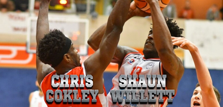 Shaun Willet and Chris Cokley shine in Luxembourg