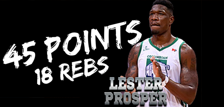 Prosper's double-double lands him Player of the Week award in Indonesia