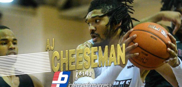 AJ Cheeseman joins Interperformances