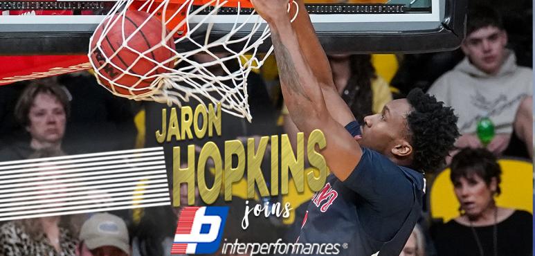 Jaron Hopkins joins Interperformances