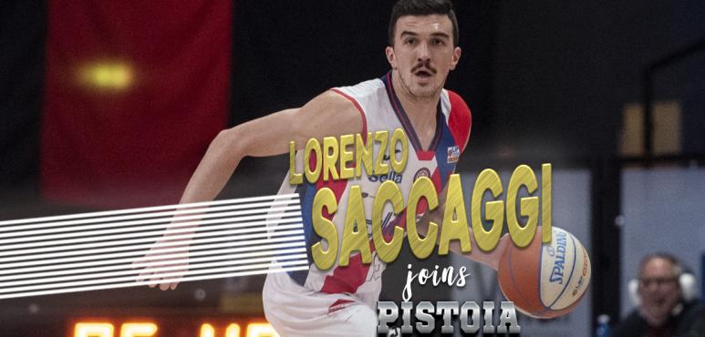 Saccaggi comes back to Pistoia