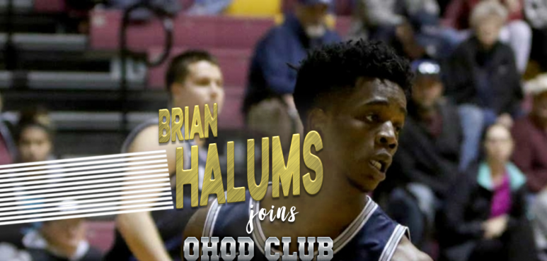 Brian Halums joins Ohod Club