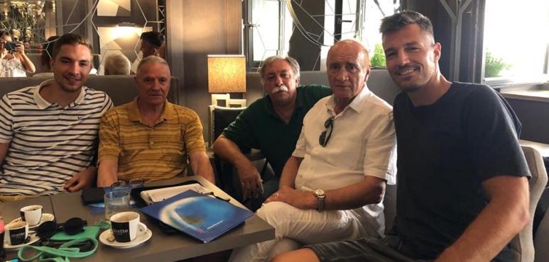 Important meeting in Zadar