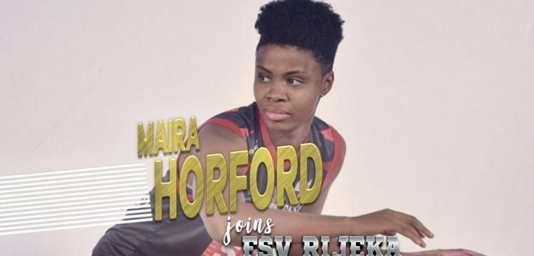 Maira Horford joins FSV Rijeka