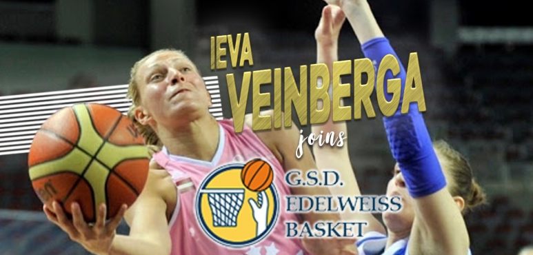 Ieva Veinberga joins GSD Edelweiss Albino