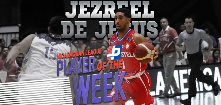 De Jesus' 30-point game gives him Player of the Week award