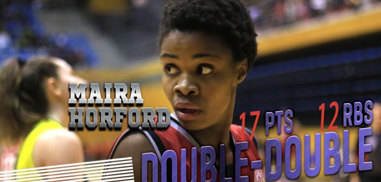 Double double by Maira Horford