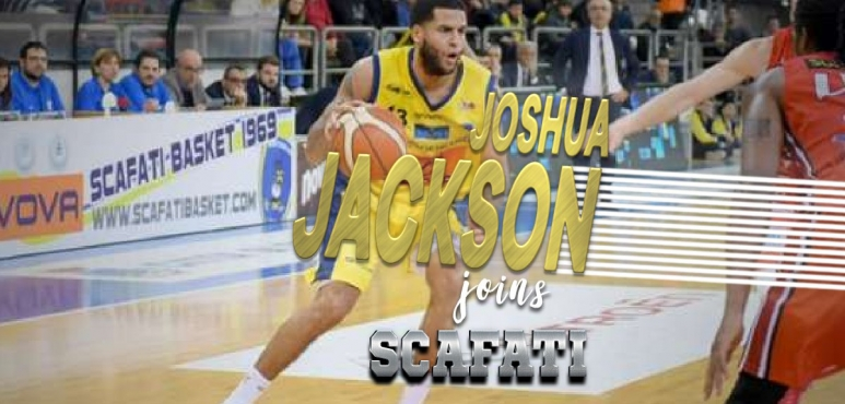 Jackson comes back to Scafati