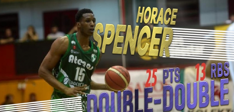 Horace Spencer shines in Turkey