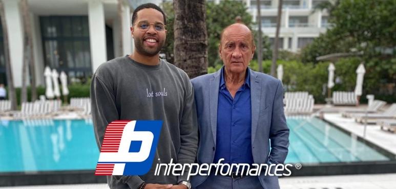 Evernard Davis and Luciano Capicchioni meet in Miami