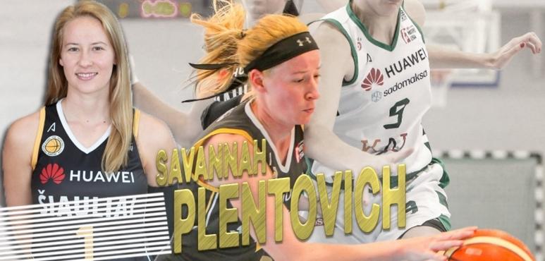 Great performance for Savannah Plentovich