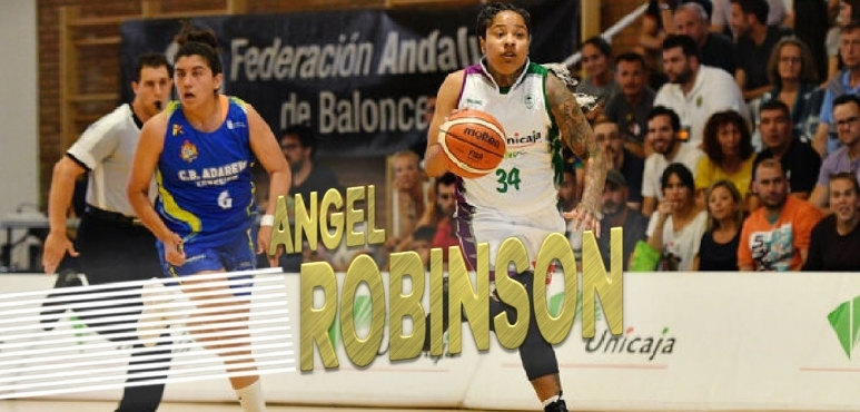 Another great performance by Angel Robinson