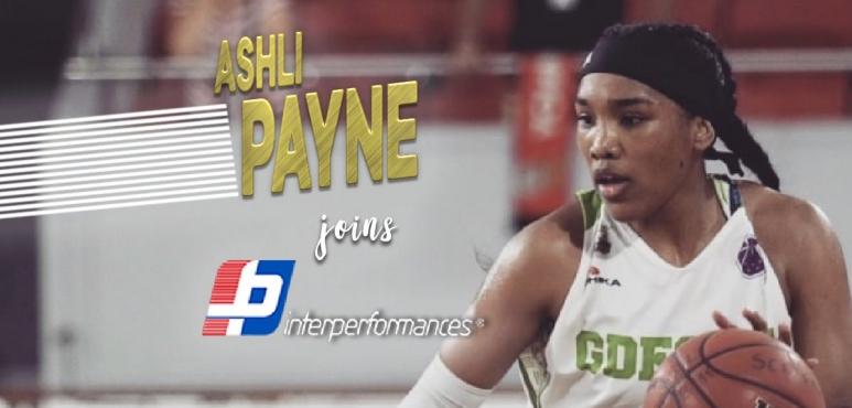 Ashli Payne joins Interperformances