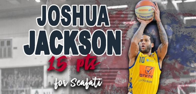 Shooting night for Joshua Jackson