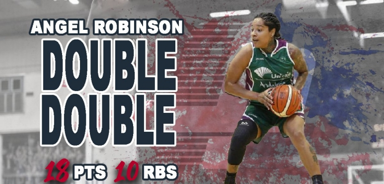 Double-Double for Angel Robinson