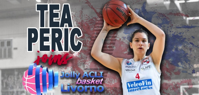 Jolly Acli Basket Livorno inks Tea Peric